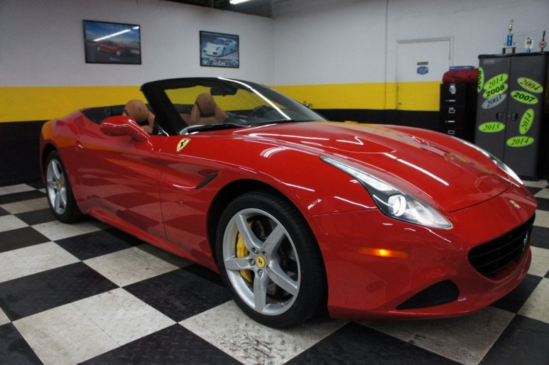 Ferrari California 2015 price Call for Pricing.
