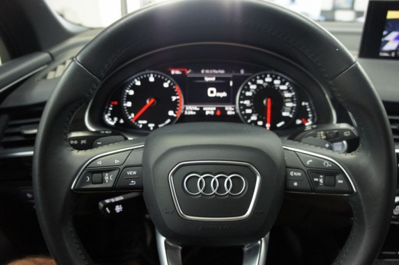 Audi Q7 2017 price Call for Pricing.