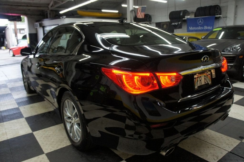 INFINITI Q50 2017 price Call for Pricing.