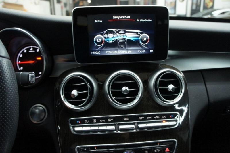 Mercedes-Benz C-Class 2018 price $29,987