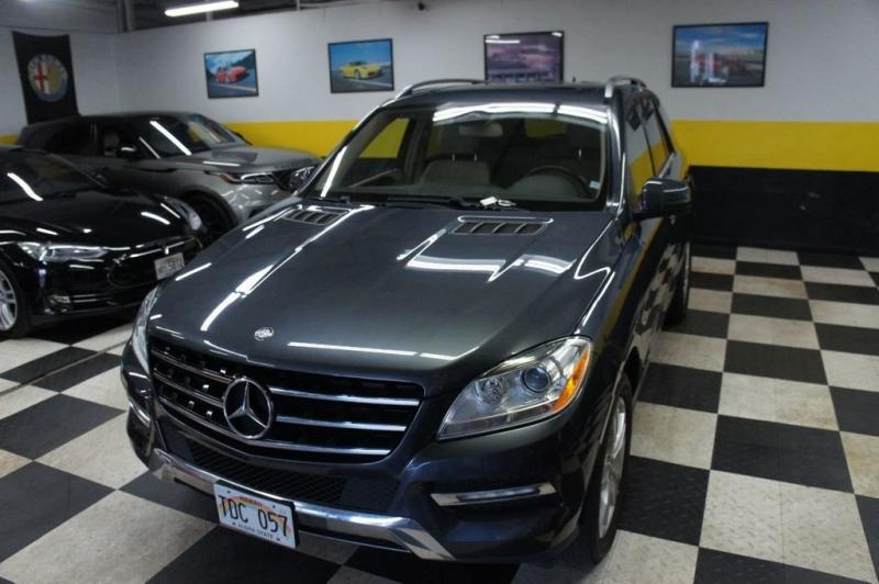 Mercedes-Benz M-Class 2012 price $21,983