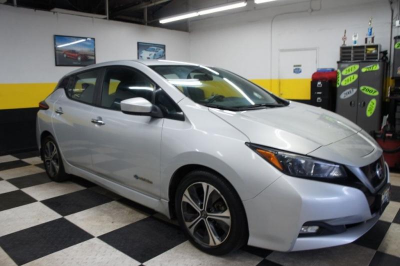 Nissan Leaf 2018 price $21,983