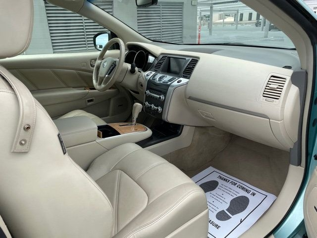 Nissan Murano CrossCabriolet 2011 price Call for Pricing.