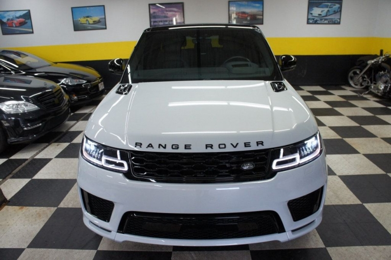 Land Rover Range Rover Sport 2019 price Call for Pricing.