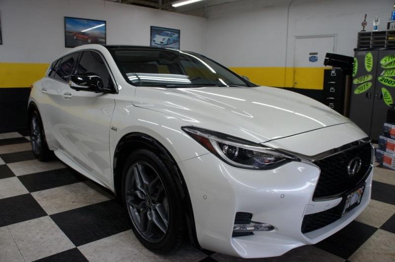 INFINITI QX30 2018 price $29,974