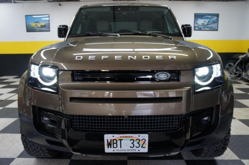 Land Rover Defender 2020 price $88,880