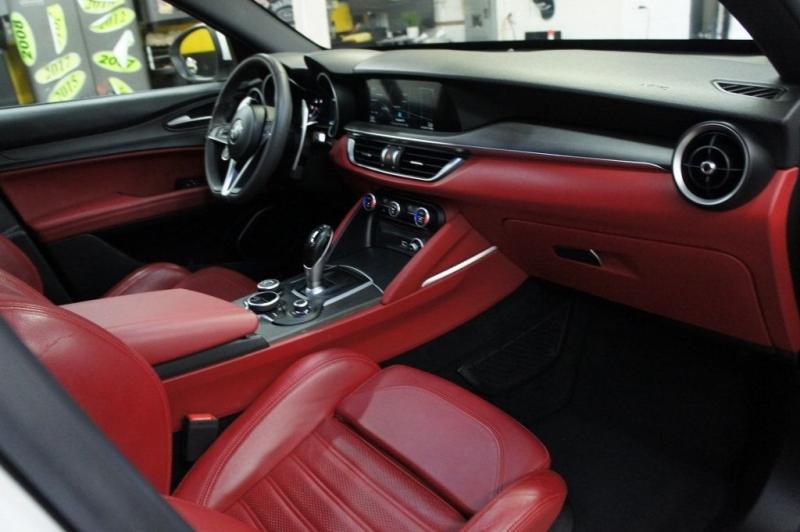 Alfa Romeo Stelvio 2018 price Call for Pricing.