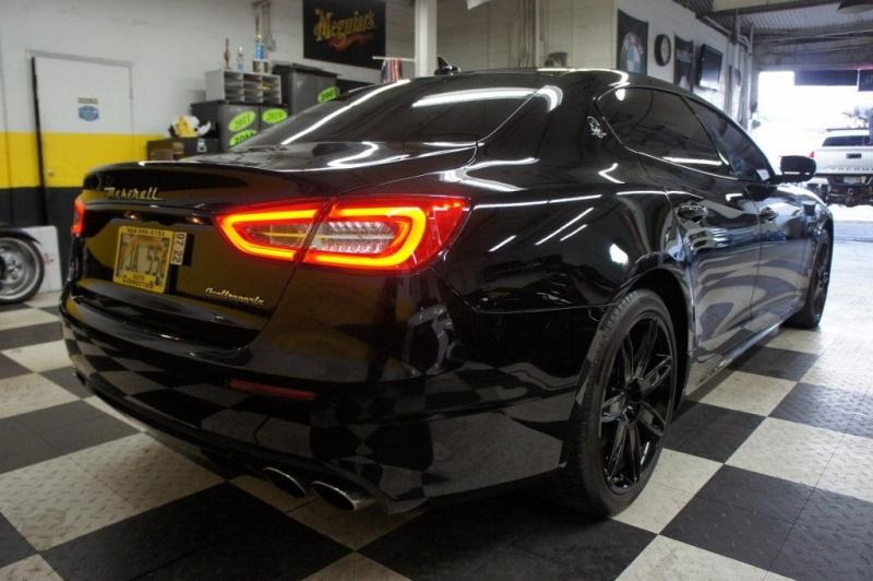 Maserati Quattroporte 2017 price Call for Pricing.