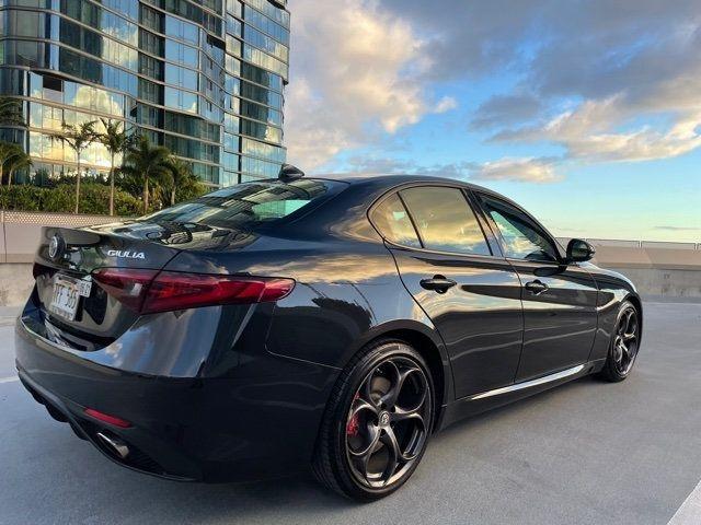 Alfa Romeo Giulia 2017 price $33,973