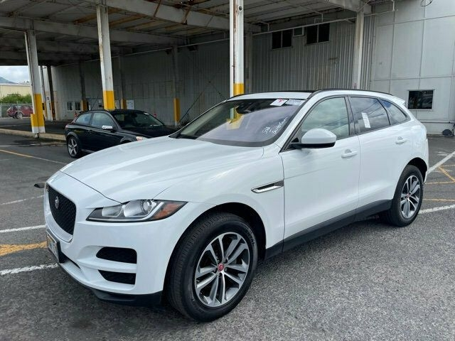 Jaguar F-PACE 2018 price Call for Pricing.