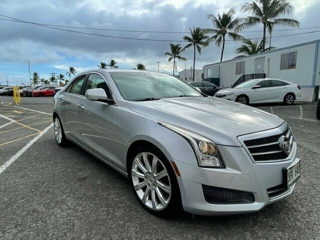 Cadillac ATS 2014 price Call for Pricing.