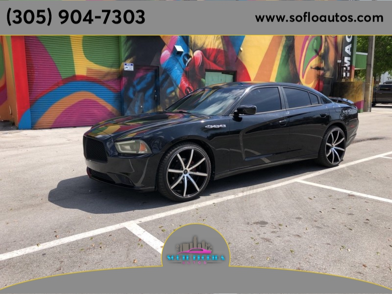 DODGE CHARGER 2013 price $12,490