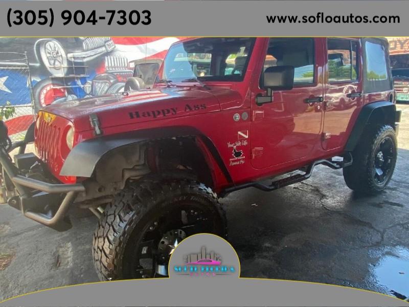 JEEP WRANGLER UNLIMI 2007 price $18,900