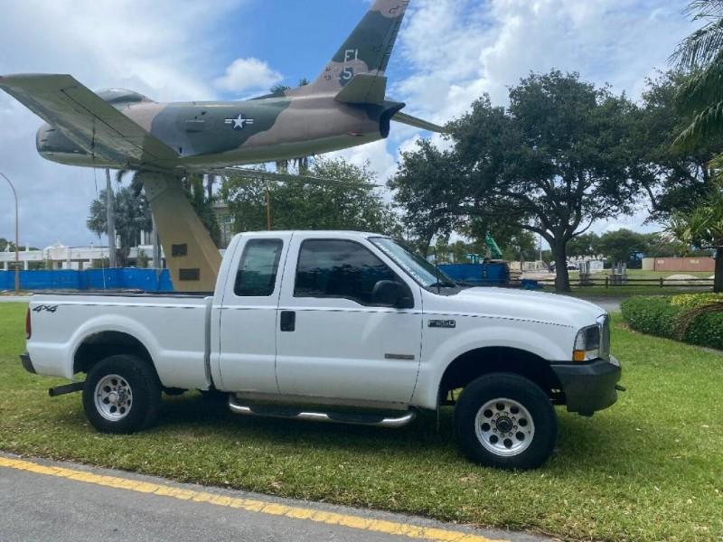 FORD F-250 SUPER DUT 2003 price $14,500