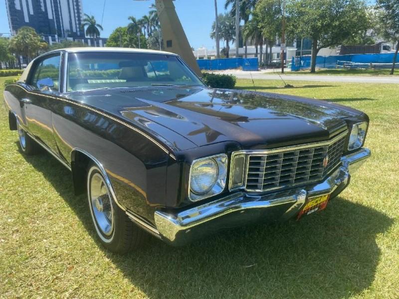 CHEVROLET MONTE CARLO 1972 price $29,900