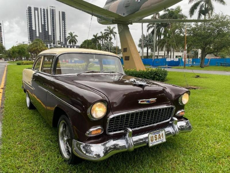 CHEVROLET BELAIR 1955 price $68,900