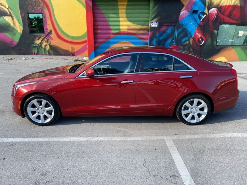 CADILLAC ATS 2016 price Call for Pricing.