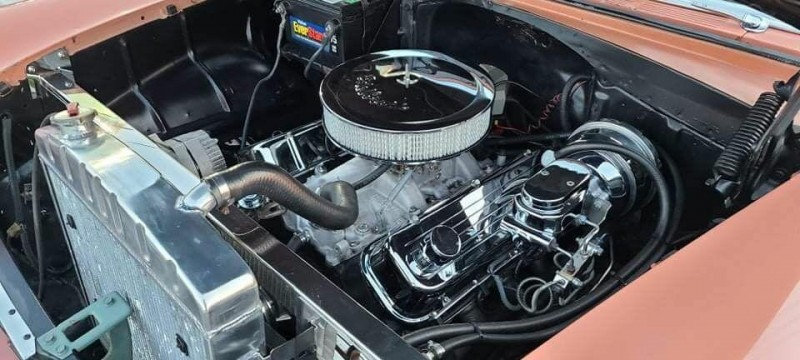 CHEVROLET BELAIR 1955 price $59,900