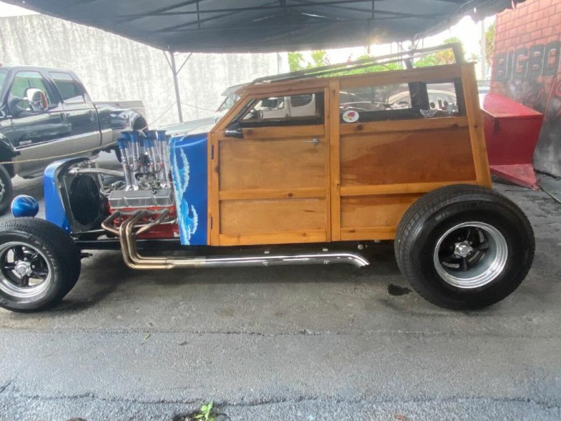 FORD WOODY 1935 price $35,000