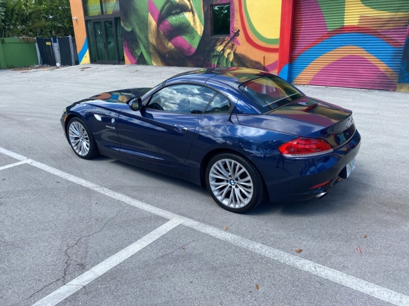 BMW Z4 2009 price $13,490