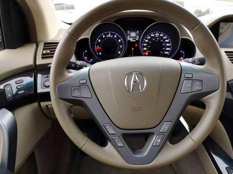 Acura MDX 2009 price $16,900