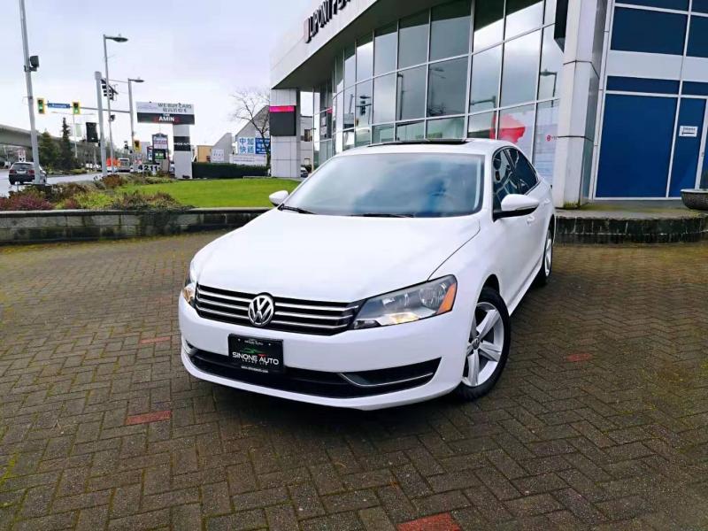 Volkswagen Passat 2012 price $9,900