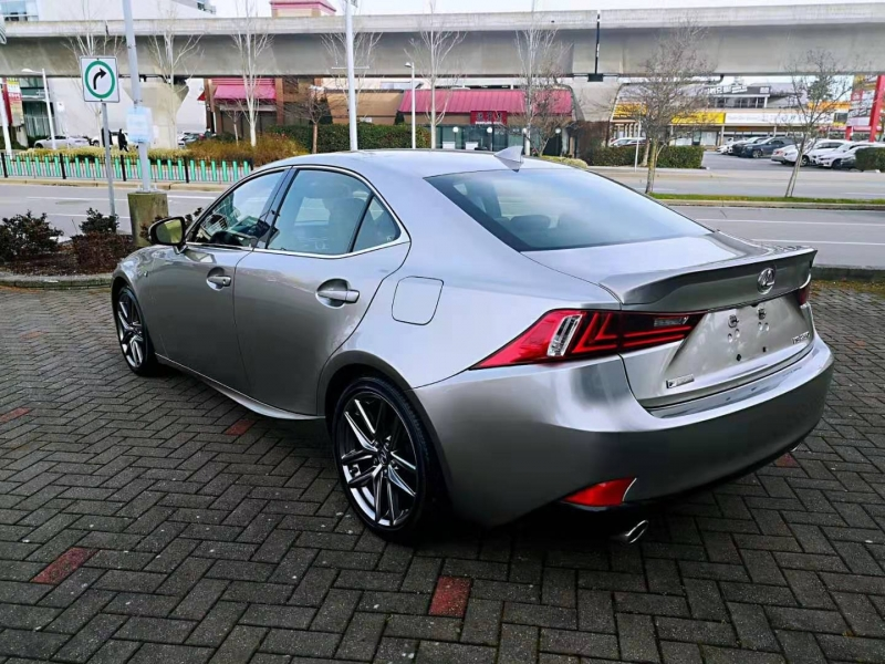 Lexus IS 250 2015 price $26,900