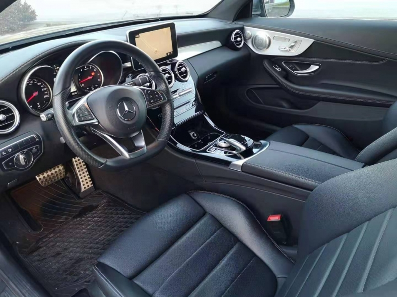 Mercedes-Benz C-Class 2017 price $32,900
