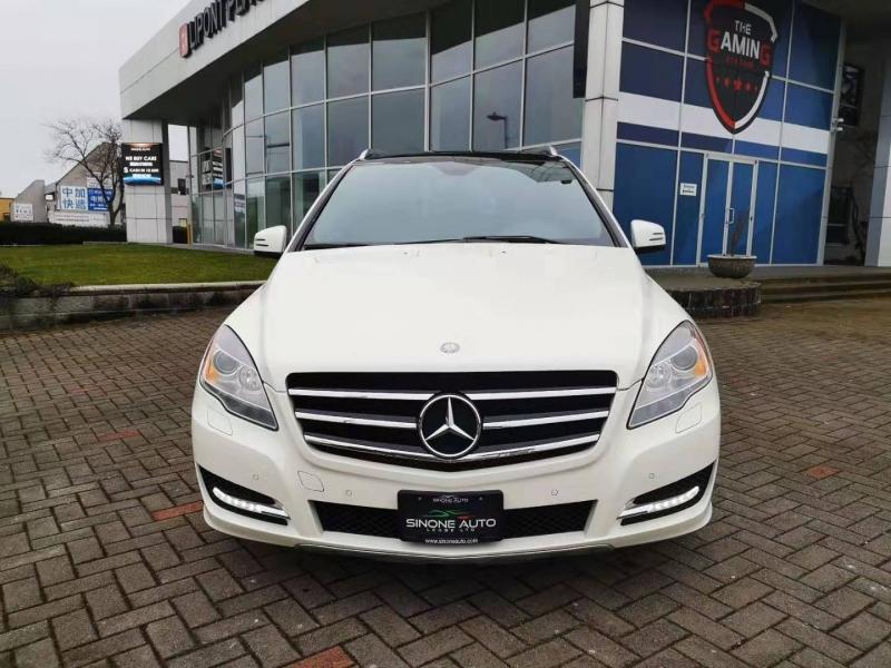 Mercedes-Benz R-Class 2012 price $16,900