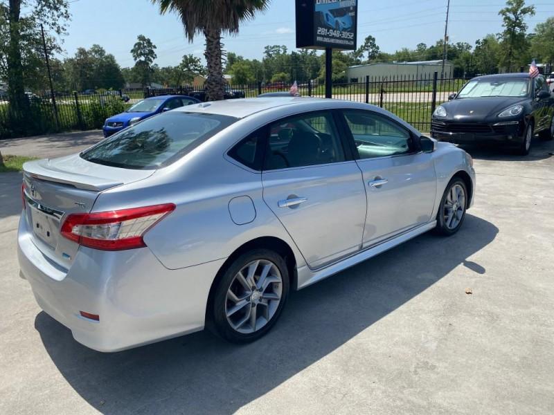 Nissan Sentra 2014 price $7,500