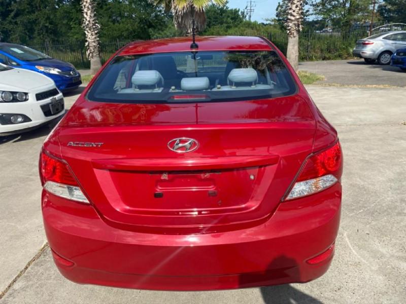 Hyundai Accent 2014 price $6,350