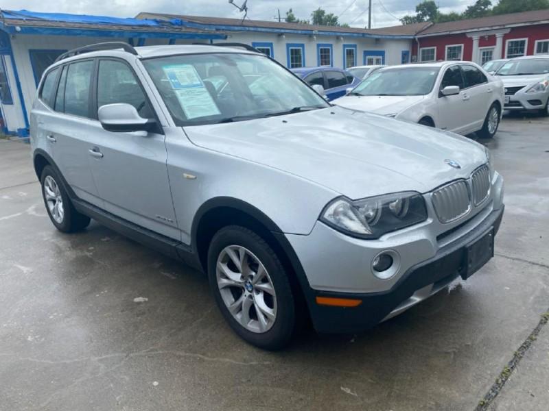 BMW X3 2010 price $7,250