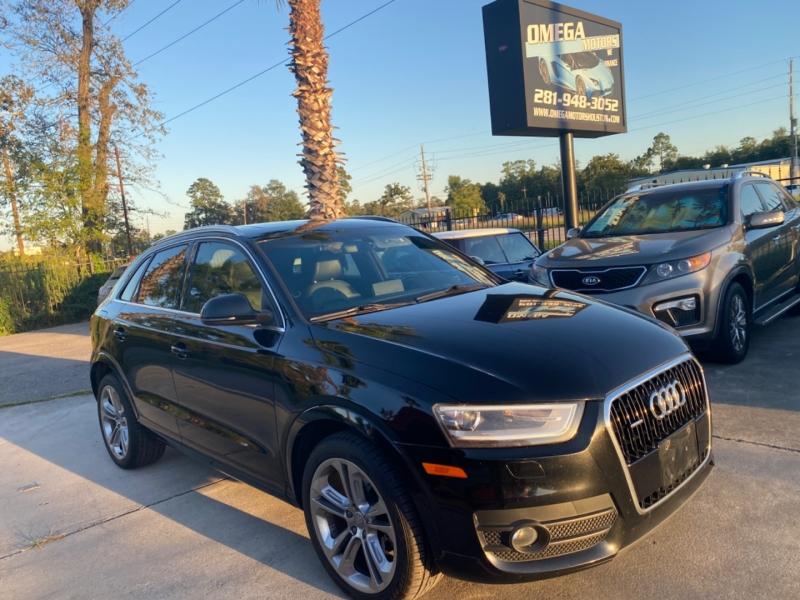 Audi Q3 2015 price $14,500