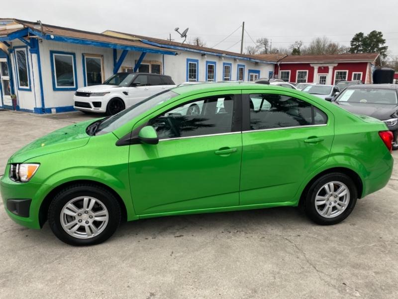 Chevrolet Sonic 2015 price $7,999