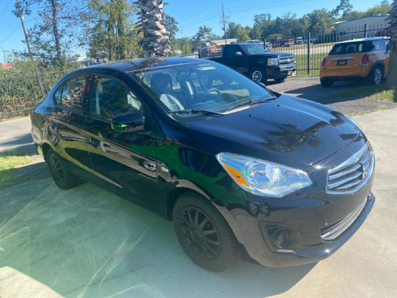Mitsubishi Mirage G4 2018 price $7,999
