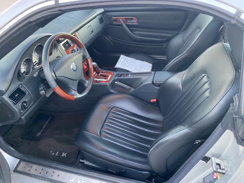 Mercedes-Benz SLK-Class 2004 price $10,999