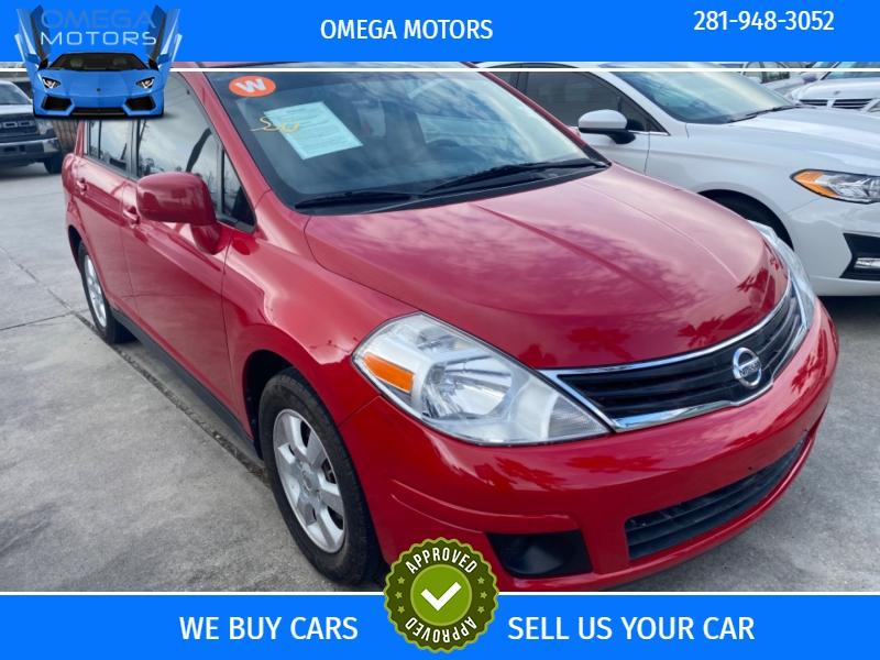 Nissan Versa 2012 price $5,999