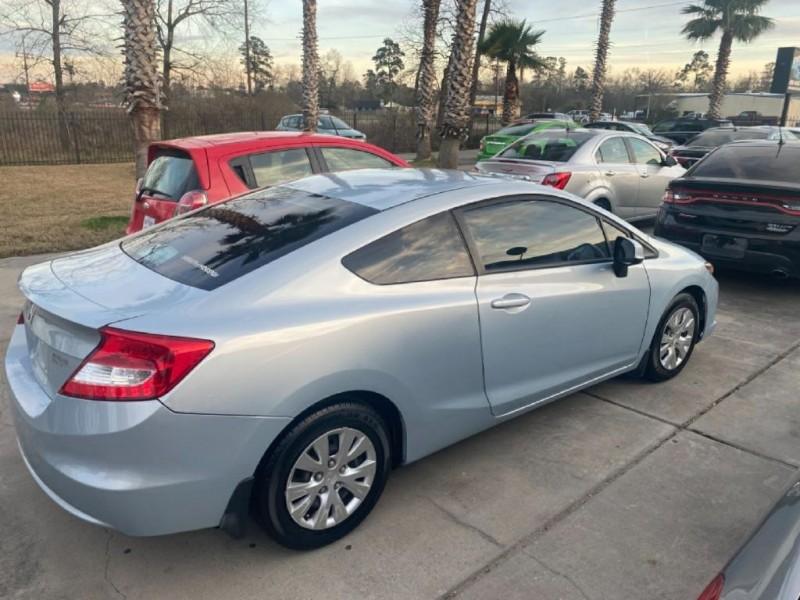 Honda Civic Cpe 2012 price $7,799