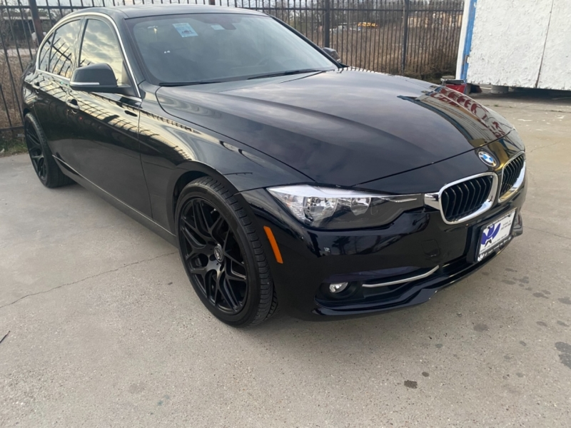 BMW 3-Series 2017 price $22,999