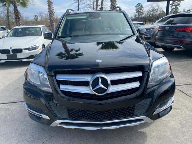 Mercedes-Benz GLK-Class 2015 price $14,999