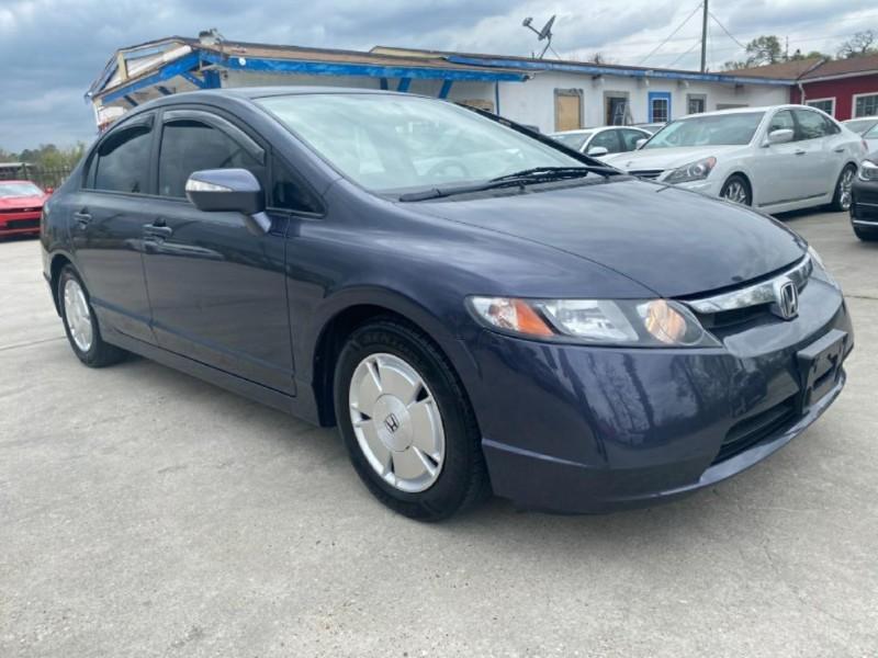 Honda Civic Hybrid 2008 price $6,750