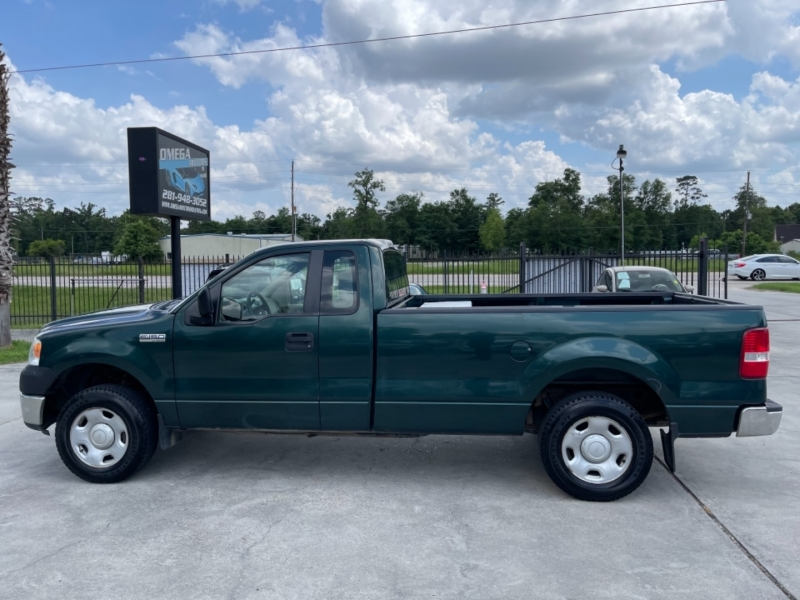 Ford F-150 2007 price $8,500