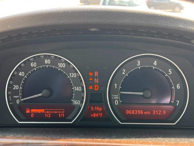 BMW 7-Series 2008 price $14,550