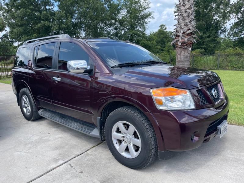 Nissan Armada 2015 price $19,500
