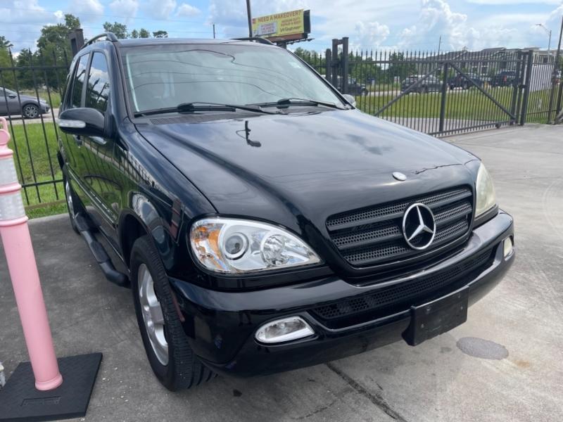 Mercedes-Benz M-Class 2002 price $5,999