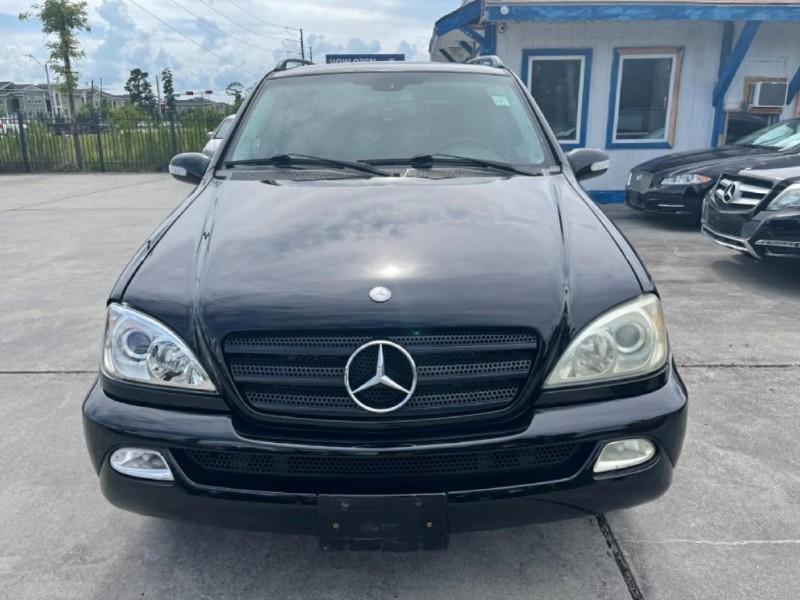 Mercedes-Benz M-Class 2002 price $4,999