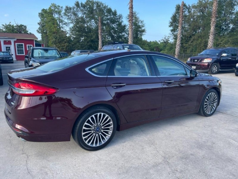 Ford Fusion 2017 price $14,550