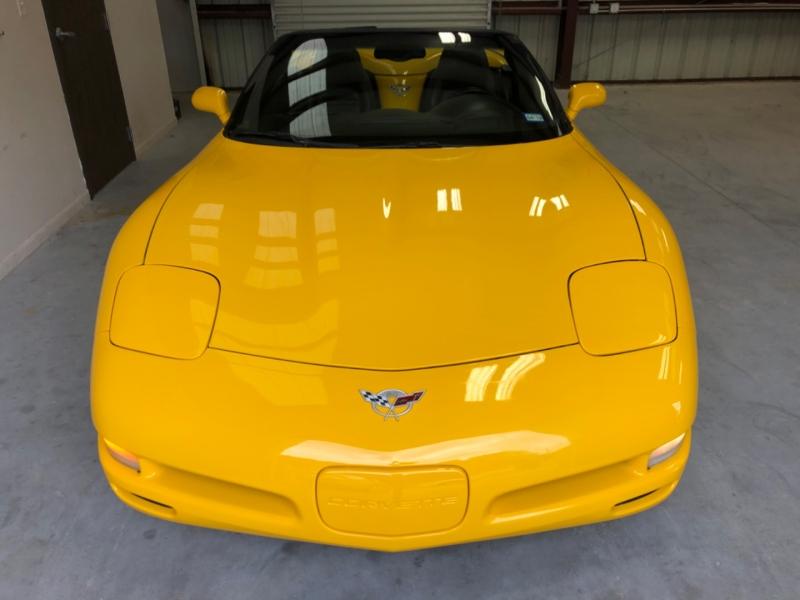 Chevrolet Corvette 2003 price $17,995