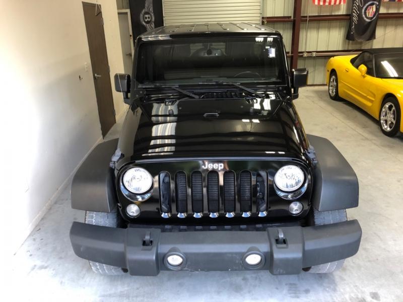 Jeep Wrangler Unlimited 2016 price $26,995
