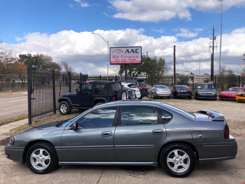 Chevrolet Impala 2004 price $4,995